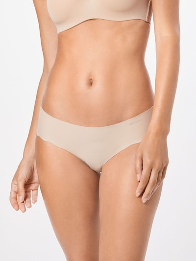 Skiny Slip 'Micro Lovers Panty' in beige: Frontalansicht