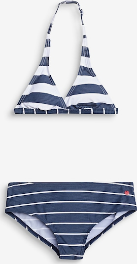ESPRIT Bikini NORTH BEACH in blau, Produktansicht
