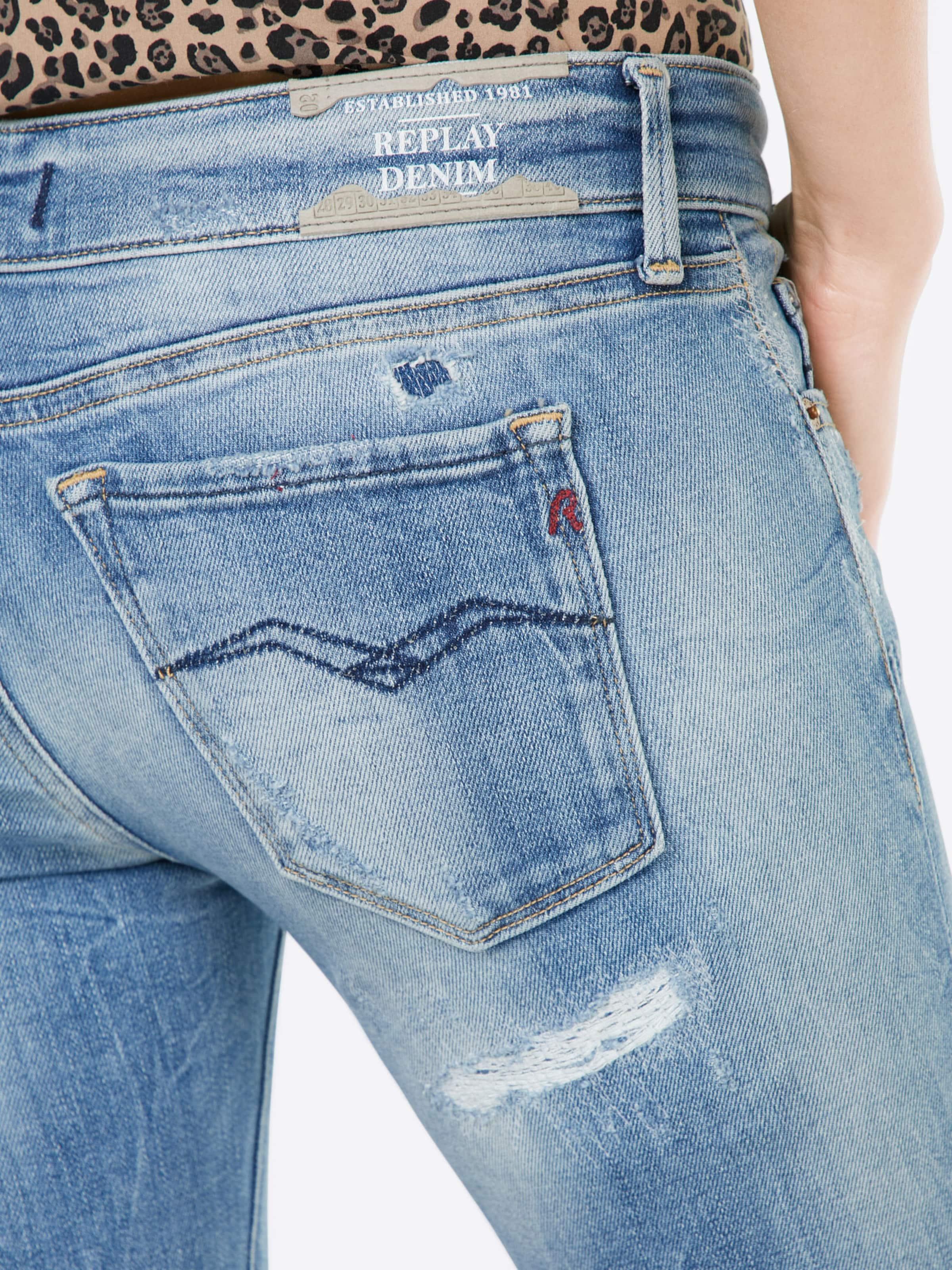REPLAY Slim Fit Jeans 'LUZ' Spielraum Billigsten Billige Veröffentlichungstermine nUDlpqQP5