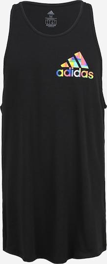 ADIDAS PERFORMANCE T-Shirt fonctionnel 'PRIDE CITY' en mélange de couleurs / noir, Vue avec produit