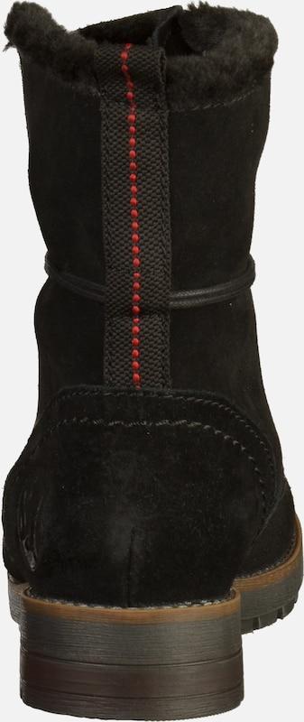 Label Lacets oliver Bottines Red Noir À En S 8Zkn0NwOPX