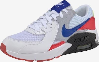 Nike Sportswear Sneaker in blau / rot / schwarz / weiß, Produktansicht