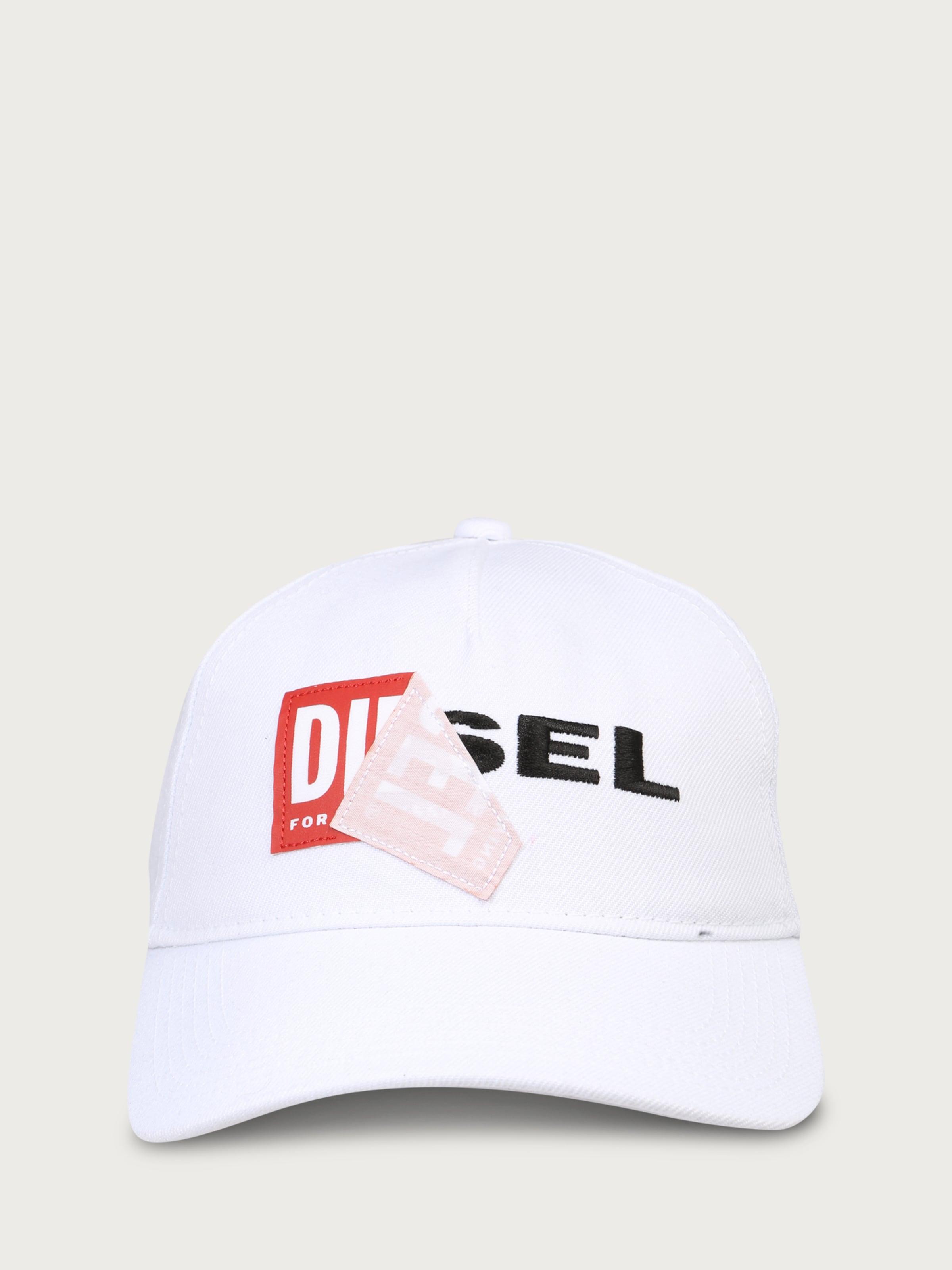 Outlet Neuesten Kollektionen Niedrigster Preis Verkauf Online DIESEL Basecap 'CAKERYM HAT' Neue Online Kaufen Billig Zu Kaufen UVnzNgszGZ