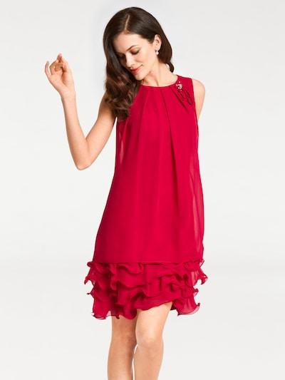 heine Cocktailkleid in rot, Modelansicht