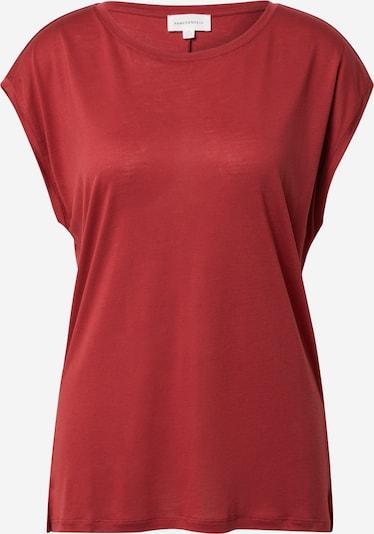 ARMEDANGELS Tričko 'Jil' - pastelově červená: Pohled zepředu