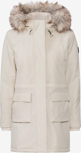ONLY Parka in creme: Frontalansicht