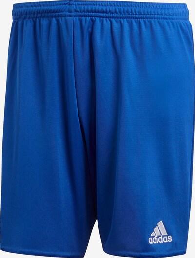 ADIDAS PERFORMANCE Shorts 'Parma 16' in blau / weiß, Produktansicht