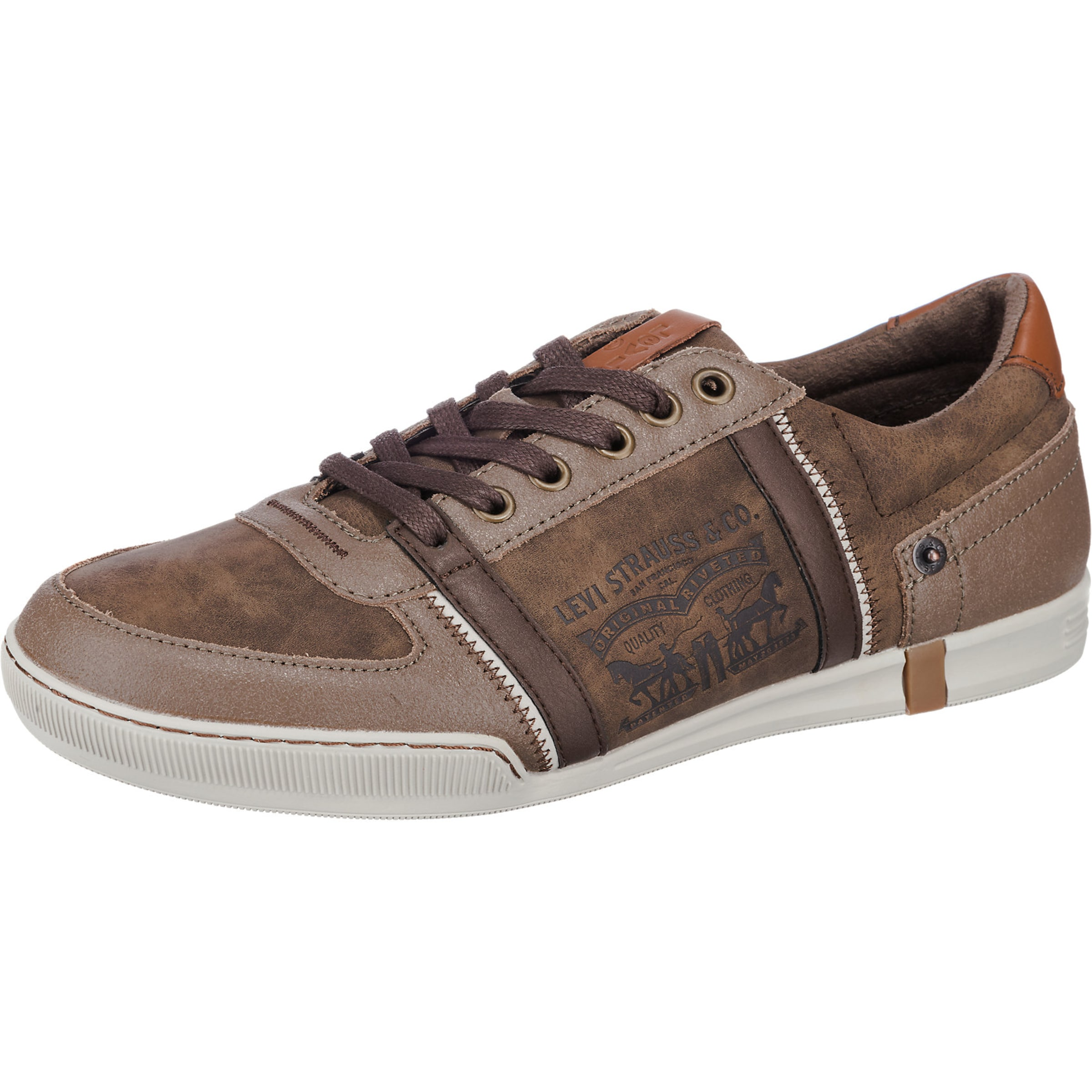 LEVI S Tioga Sneakers Verschleißfeste billige Schuhe