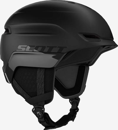 SCOTT Skihelm 'Chase 2' in schwarz, Produktansicht