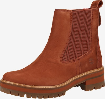 TIMBERLAND Chelsea Boots in rot, Produktansicht