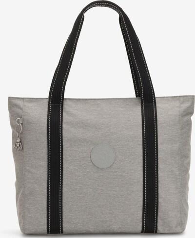 KIPLING Shopper in grau / schwarz, Produktansicht
