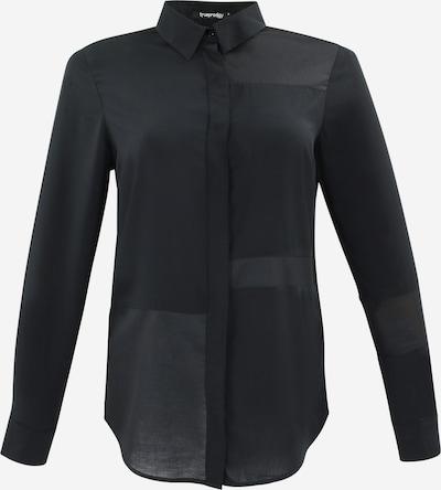 trueprodigy Bluse 'Tiffany' in schwarz: Frontalansicht
