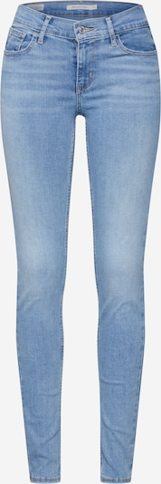 LEVI'S Jeans '710 INNOVATION SUPER SKINNY' in blue denim, Produktansicht