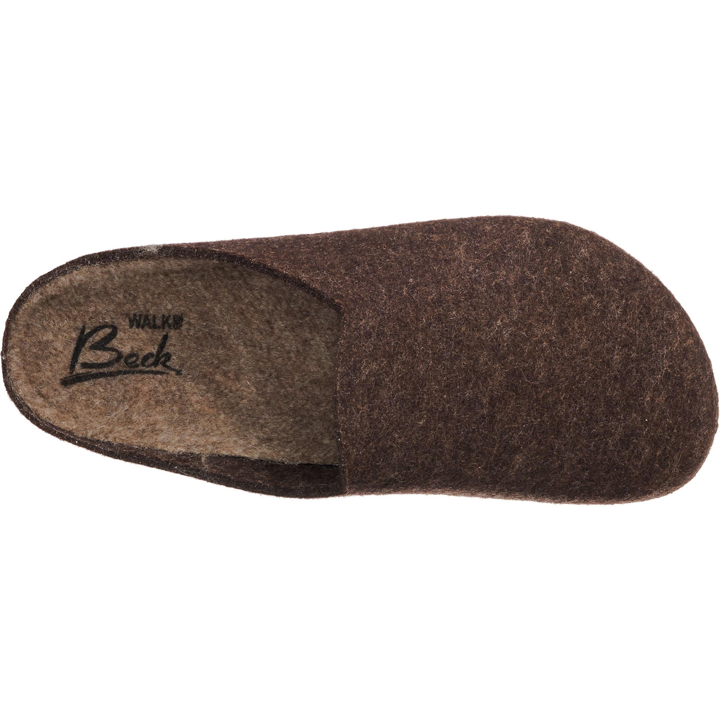 Braun In Pantoffeln Pantoffeln In Braun Beck Beck 'kasimir' 'kasimir' Beck FTJK1cl3