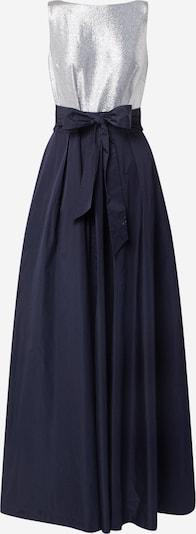 Lauren Ralph Lauren Abendkleid in navy / grau, Produktansicht