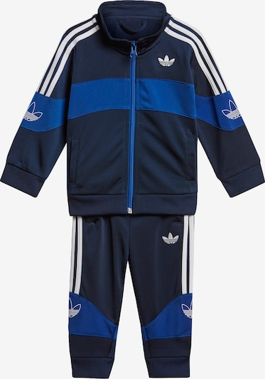 ADIDAS ORIGINALS Trainingsanzug in navy, Produktansicht