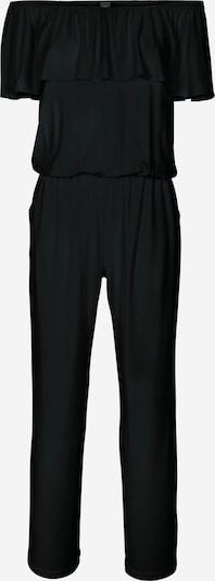 heine Overall mit Carmenausschnitt in schwarz, Produktansicht