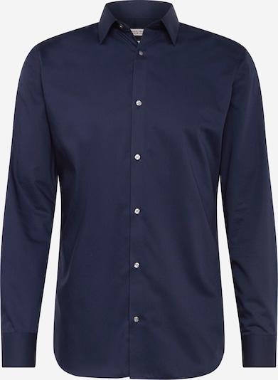 Dalykinio stiliaus marškiniai 'JPRNON IRON SHIRT L/S NOOS' iš JACK & JONES , spalva - tamsiai mėlyna, Prekių apžvalga