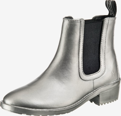 EMU AUSTRALIA Chelsea Boot in schwarz / silber, Produktansicht