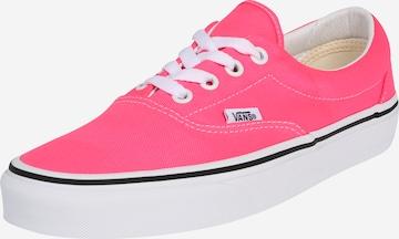 Baskets basses 'Era' VANS en rose