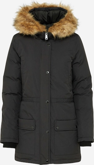 Schott NYC Winterjacke 'Lucia' in schwarz, Produktansicht