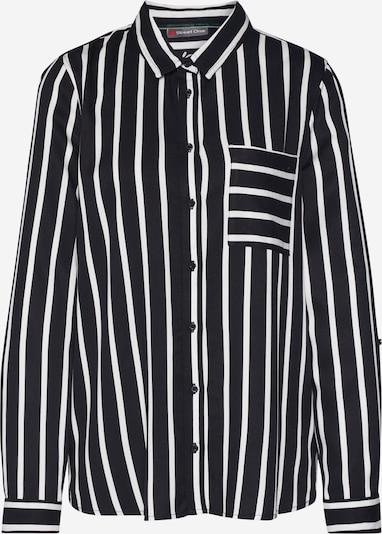 STREET ONE Bluzka w kolorze czarny / białym, Podgląd produktu
