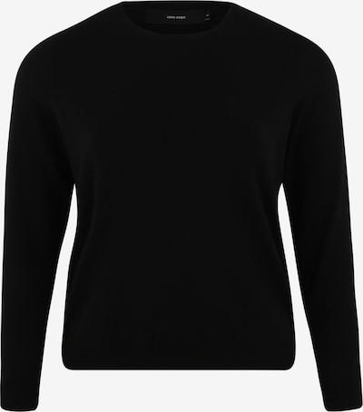 Vero Moda Curve Pulover 'VMHAPPY' | črna barva, Prikaz izdelka