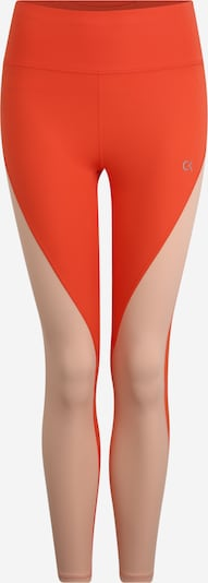 Calvin Klein Performance Leggings in orange / koralle, Produktansicht