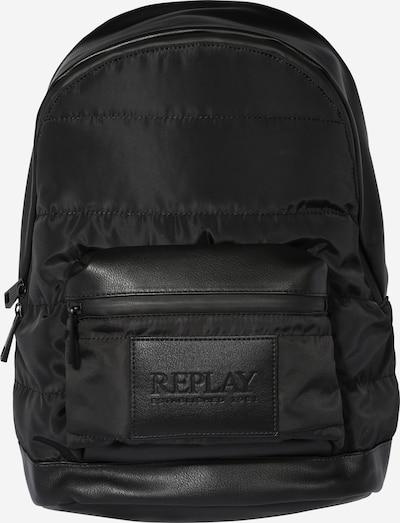 REPLAY Rucksack 'Urban' in schwarz, Produktansicht
