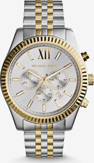Michael Kors Herrenchronograph 'MK8344' in goldgelb / silber, Produktansicht