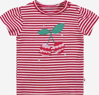 STACCATO T-Shirt in jade / rosa / dunkelpink / weiß, Produktansicht