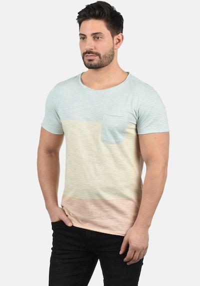 BLEND T-Shirt 'Johannes' in blau: Frontalansicht