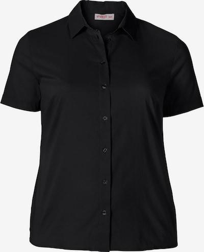 SHEEGO Bluzka w kolorze czarnym, Podgląd produktu