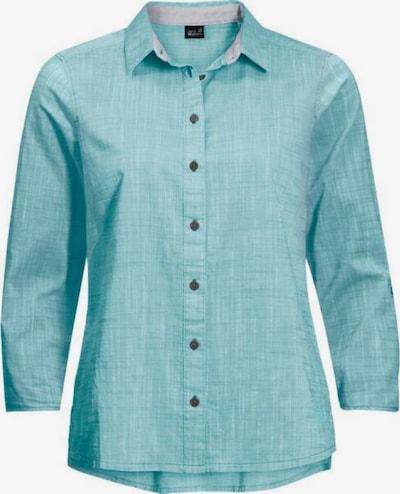JACK WOLFSKIN Hemd 'Emerald Lake' in hellblau, Produktansicht