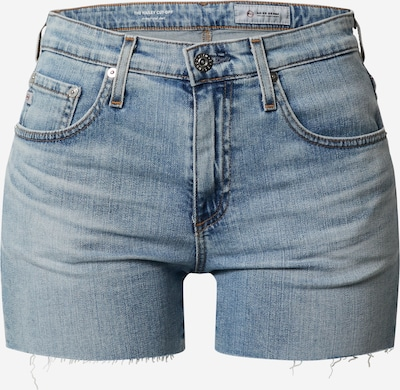 AG Jeans Jeans 'Hailey Cut Off' in Blue denim, Item view