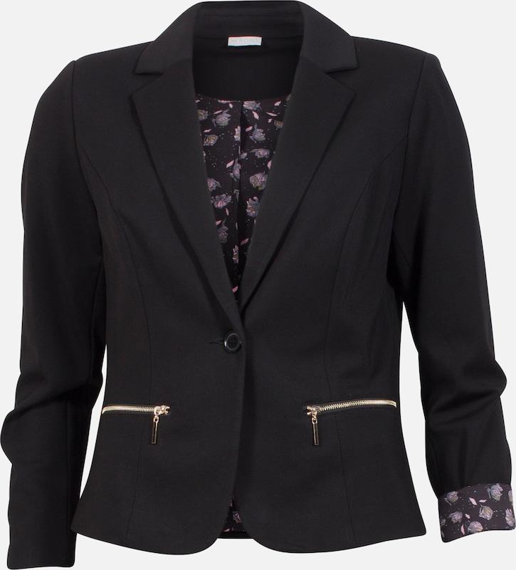 IN FRONT Blazer 'ELSA' in schwarz  Neue Kleidung in dieser Saison