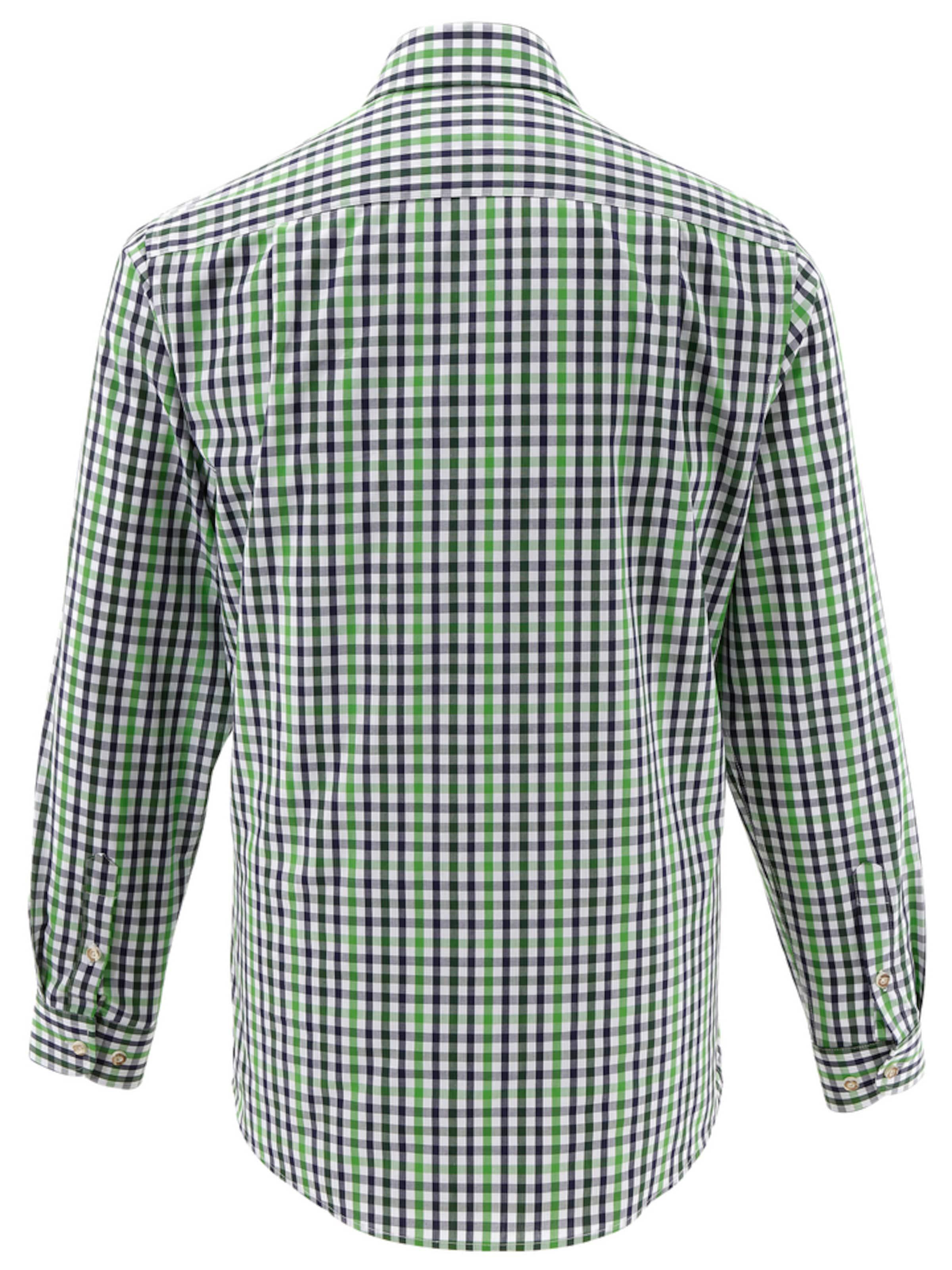 ALMSACH Trachtenhemd im Karo-Dessin Spielraum Rabatte Billige Neuesten Kollektionen a3JVqmFj