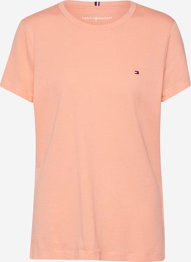 TOMMY HILFIGER Shirt 'NEW CREW' in pfirsich, Produktansicht