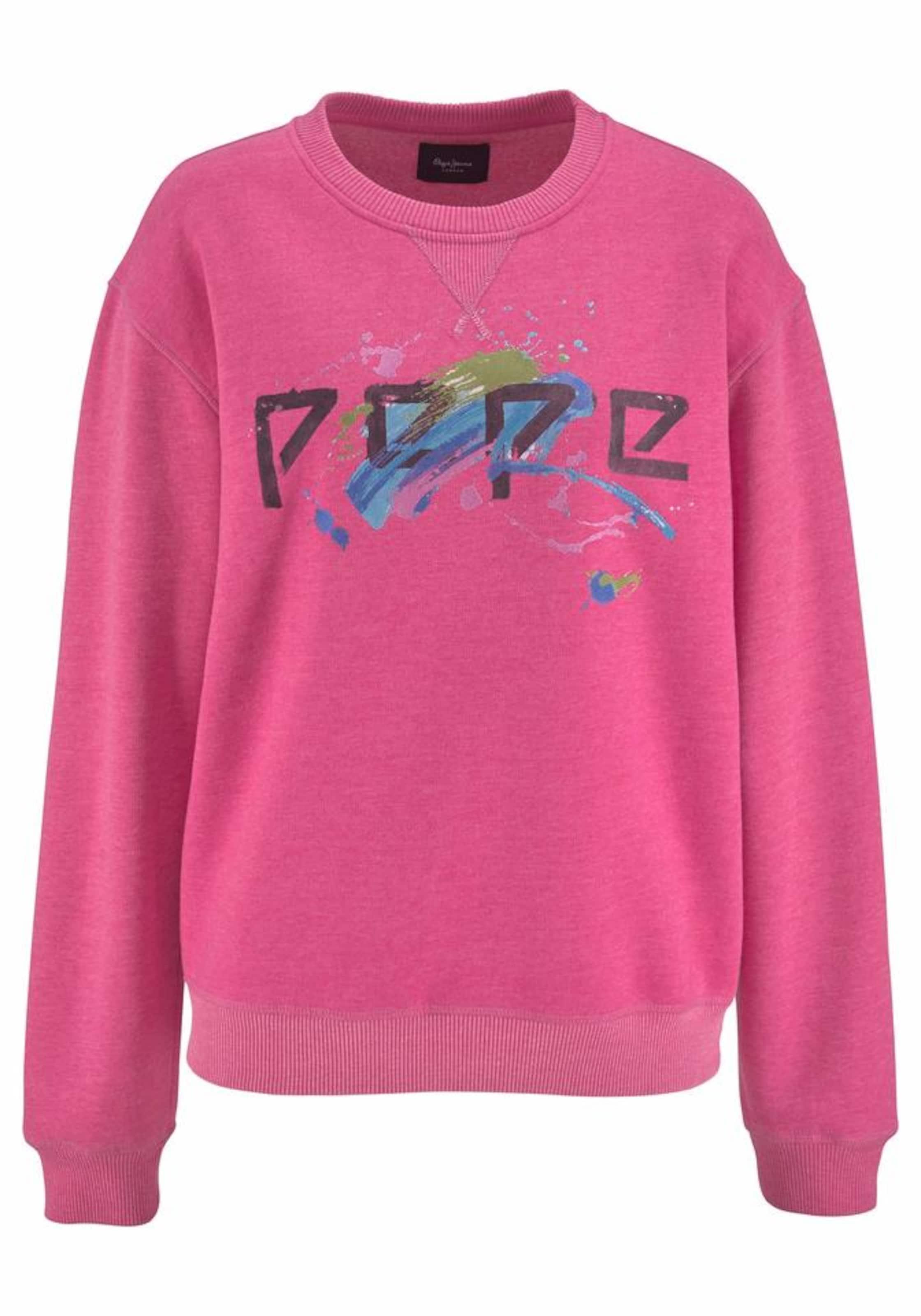Spielraum Zuverlässig Pepe Jeans Sweatshirt 'FIONA' Angebote Zum Verkauf Freies Verschiffen Wählen Eine Beste eD7DDP