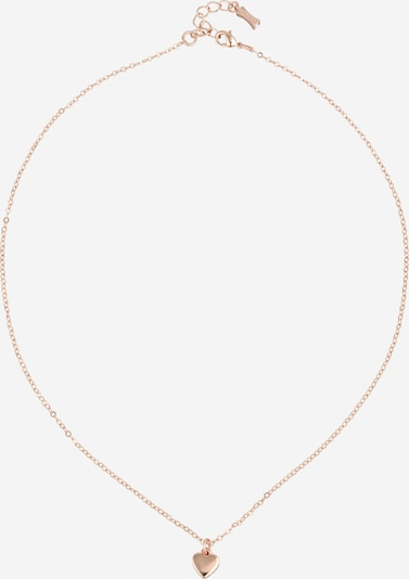 Ted Baker Kette 'HARA: TINY HEART PENDANT NECKLACE' in gold / rosé, Produktansicht