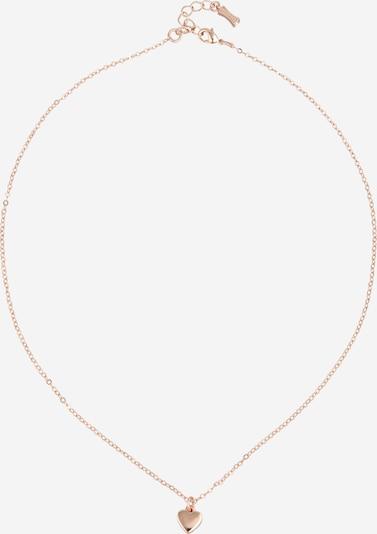 Ted Baker Chaîne 'HARA: TINY HEART PENDANT NECKLACE' en or / rosé, Vue avec produit