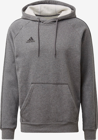 ADIDAS PERFORMANCE Sweatshirt 'Core 18' in graumeliert, Produktansicht