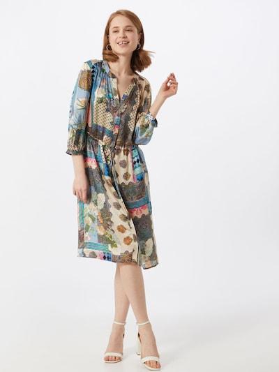 SAND COPENHAGEN Kleid 'Zihia' in mischfarben, Modelansicht