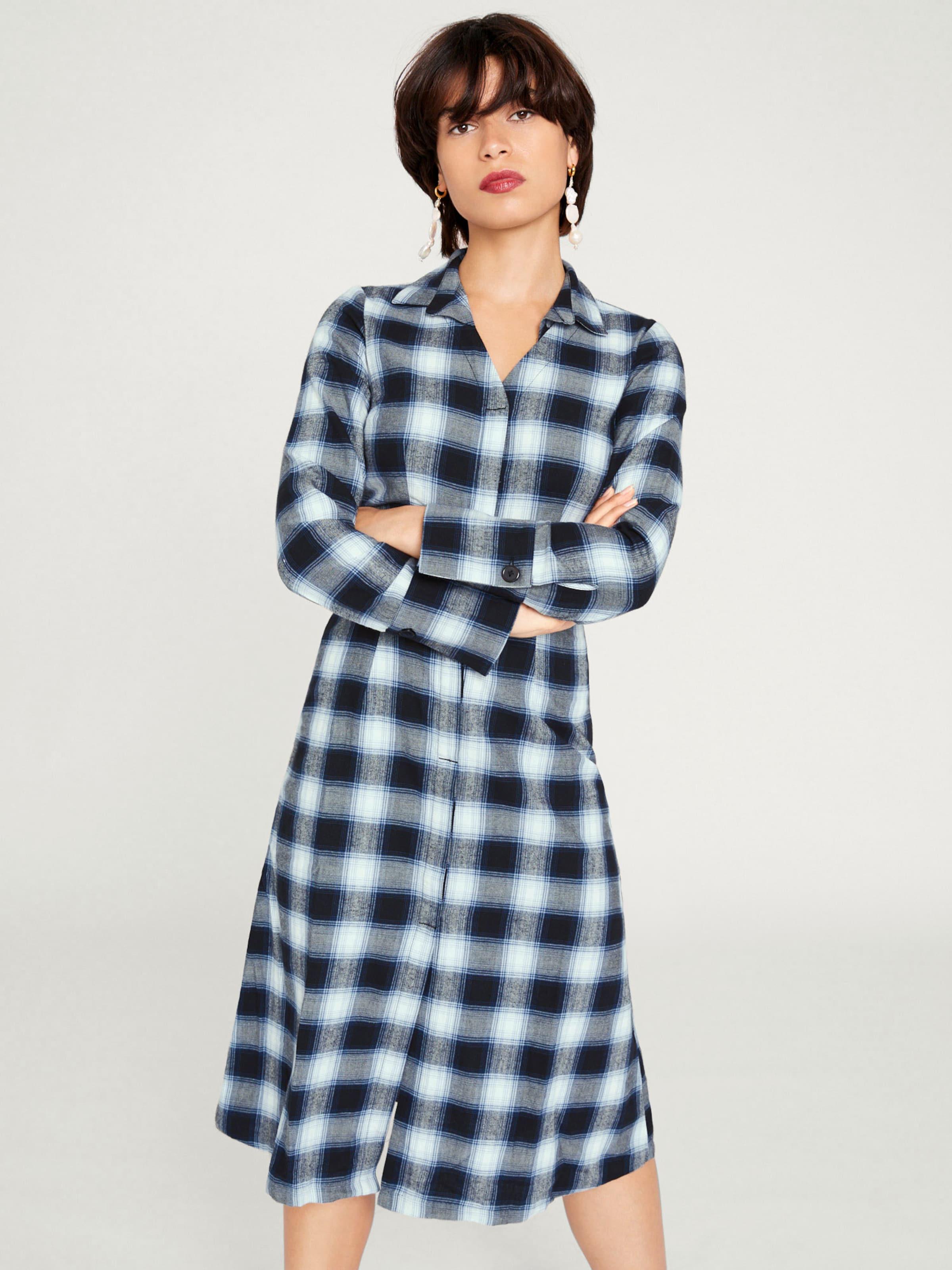 chemise Noir 'juliane' Edited Robe En BleuClair MpqzUVS