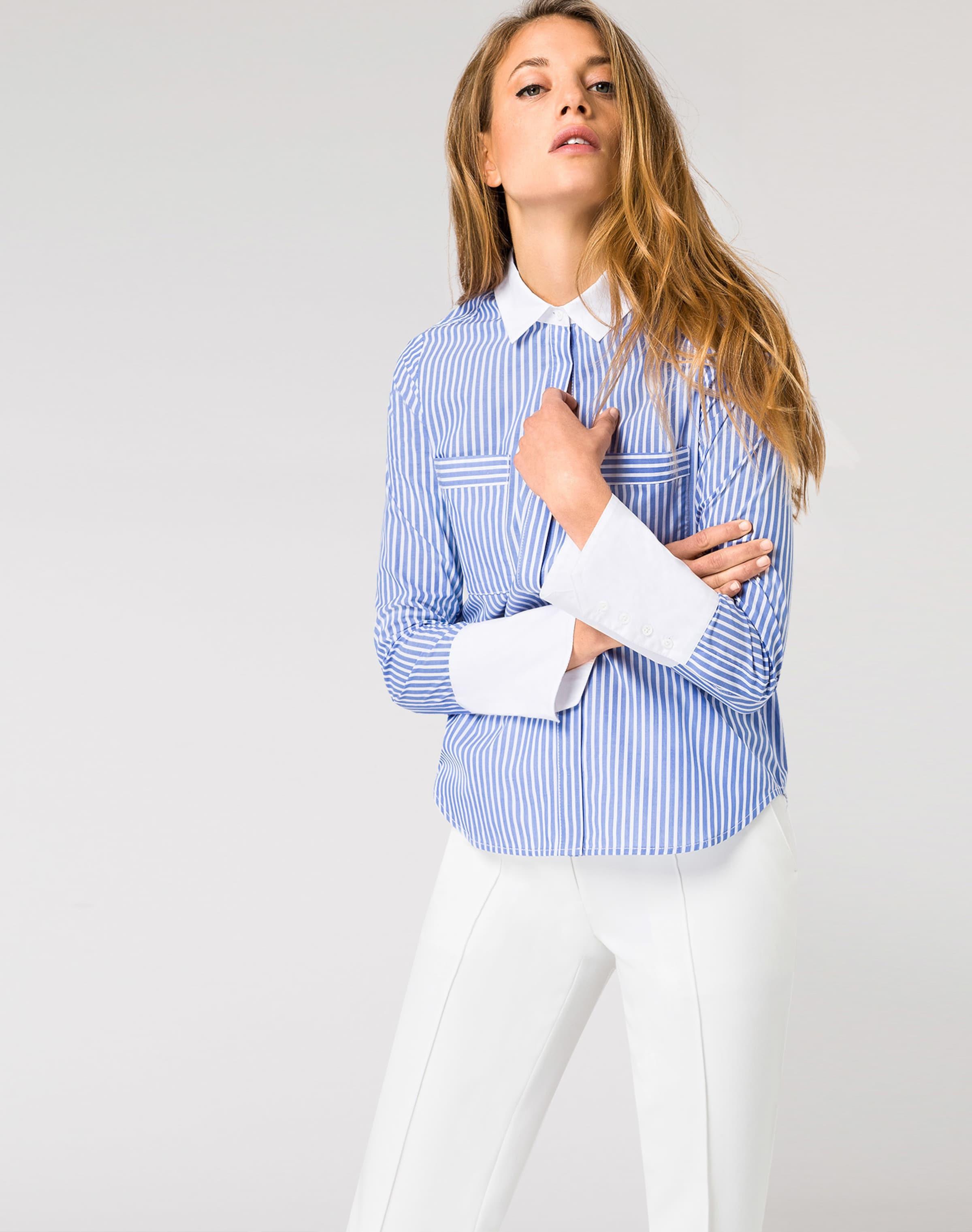 Verkauf Amazon Empfehlen Günstig Online IVY & OAK Bluse Classic 'Collar' Billig 2018 Neueste AgVdOzR