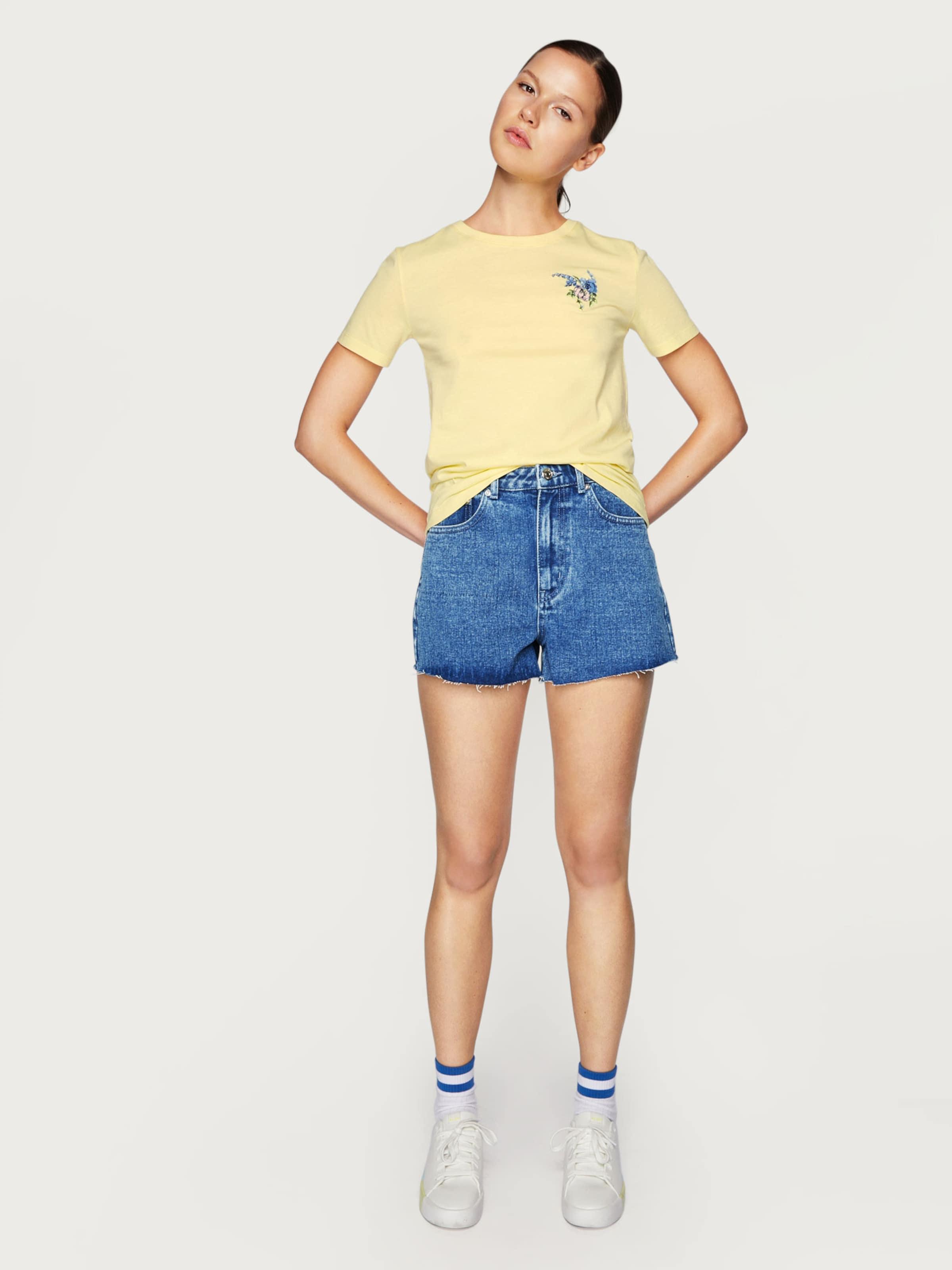 shirt T Edited De 'leila' En JauneMélange Couleurs qzSLMVpGU