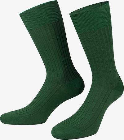 PATRON SOCKS Čarape 'Mozzafiato Gift Box' u tamno zelena / narančasto crvena / crna, Pregled proizvoda