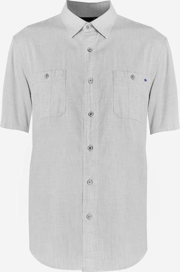Finn Flare Hemd in hellgrau, Produktansicht