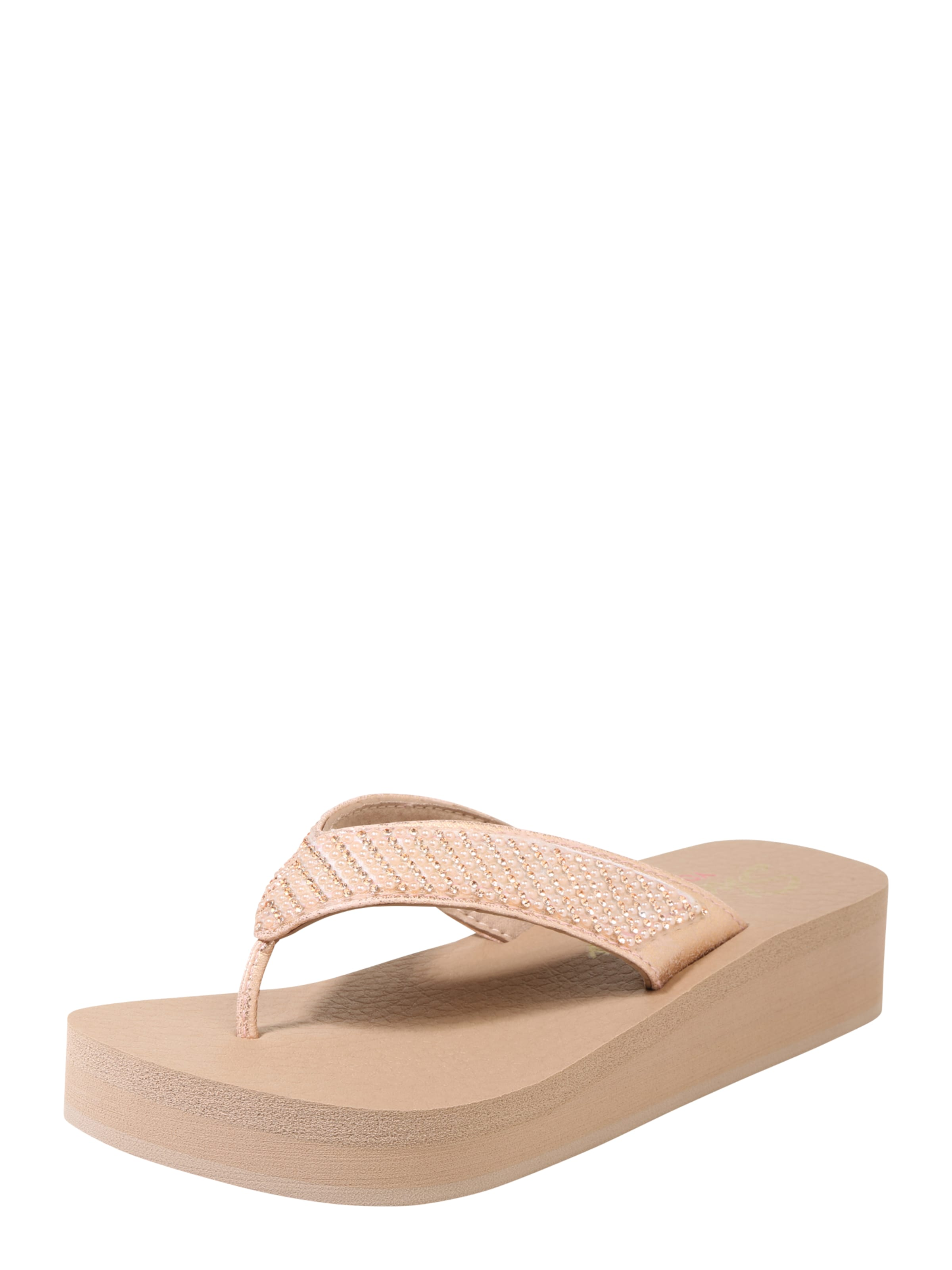 Skechers Teenslipper Rosé 'yoga String' vi2bB4kC72