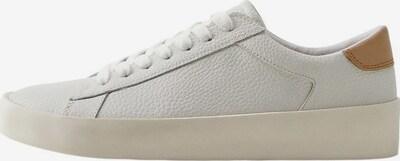 MANGO Sneaker in beige / weiß, Produktansicht